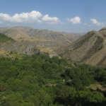 Garni, son temple et ses orgues de basalte