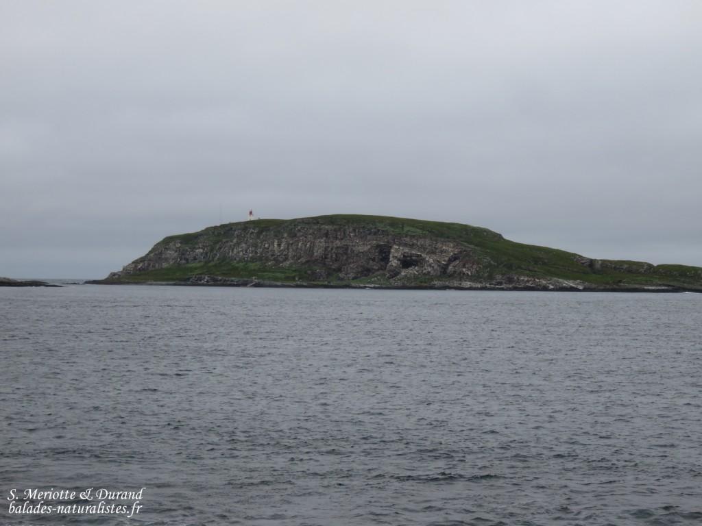 L'île d'Hornoya