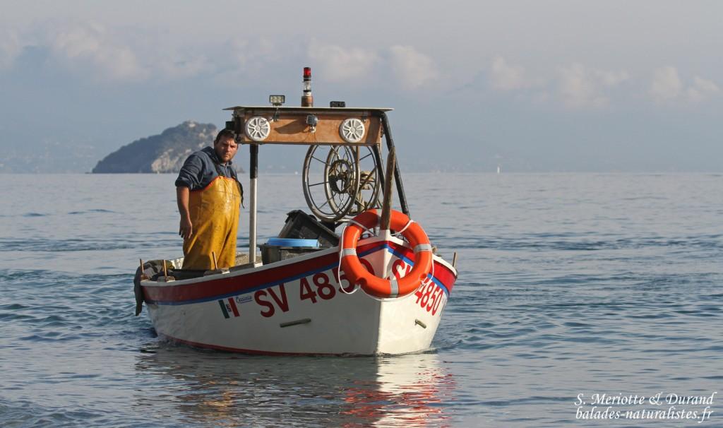 Pêcheur de Noli