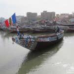 Route de Dakar à Saint Louis