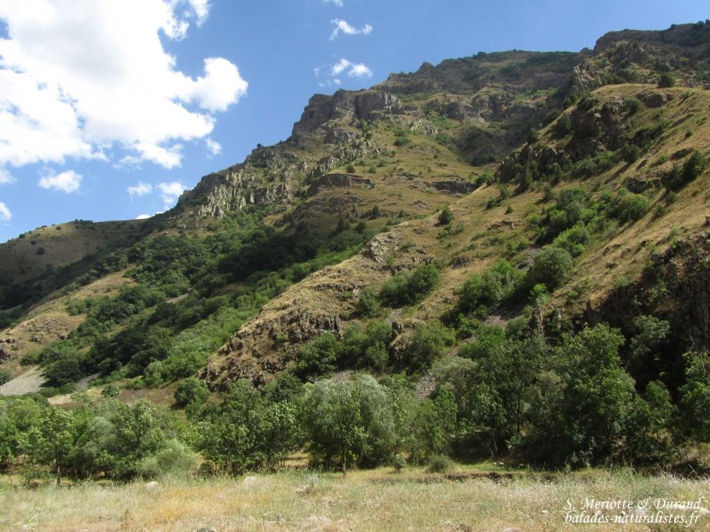Les monts Vardénis