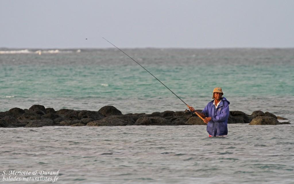 Pêcheur, Cap Malheureux
