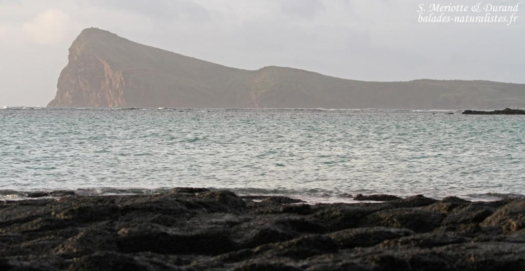 Coin de Mire depuis le Cap Malheureux