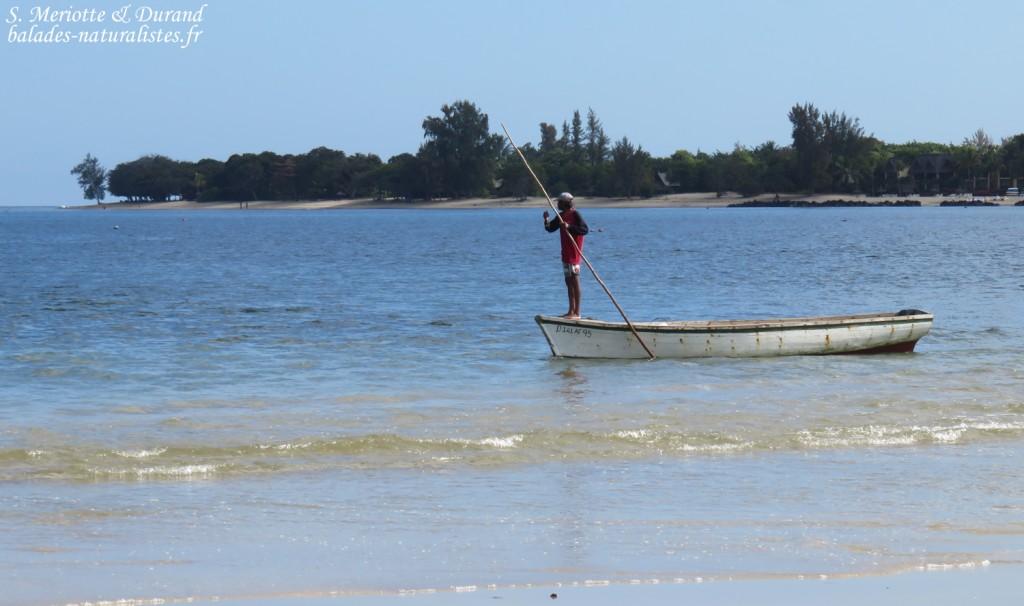 Pêcheur à Tamarin