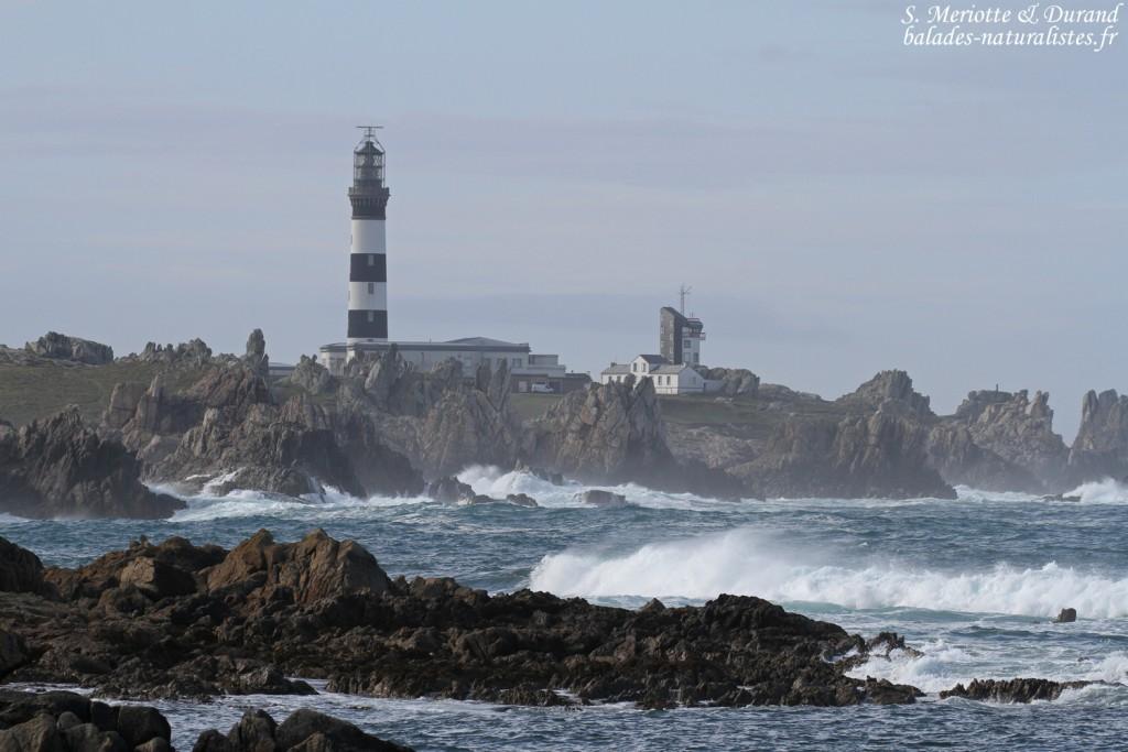 Le phare du Kréach depuis Yusin
