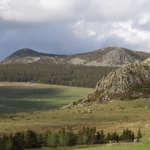 Le massif du Mézenc