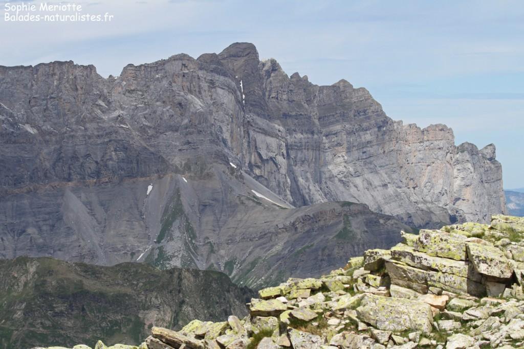 Panorama depuis le Brevent