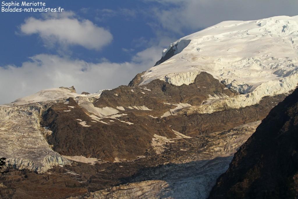 Glacier des Bossons, Massif du Mont blanc