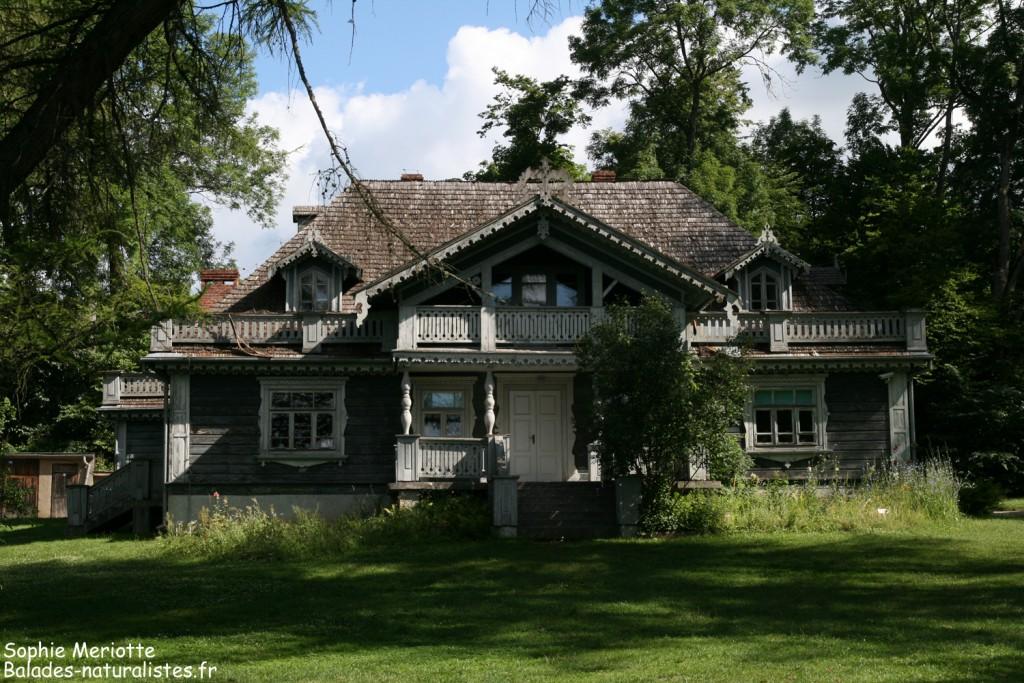 La plus vieille maison du parc