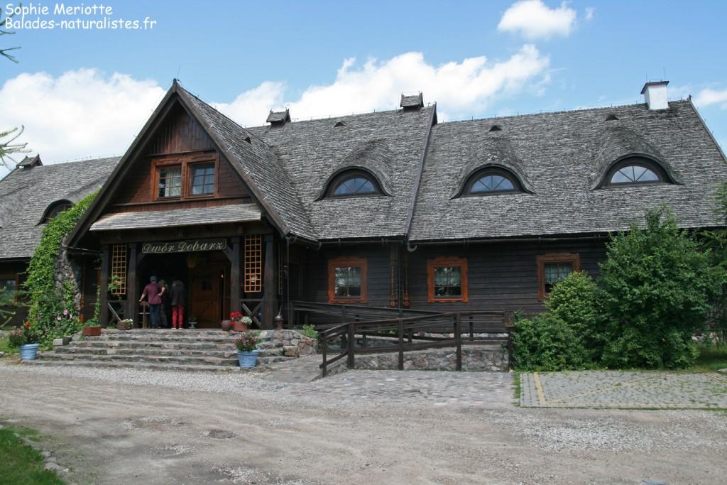 Le restaurant de Dwor Dobarz