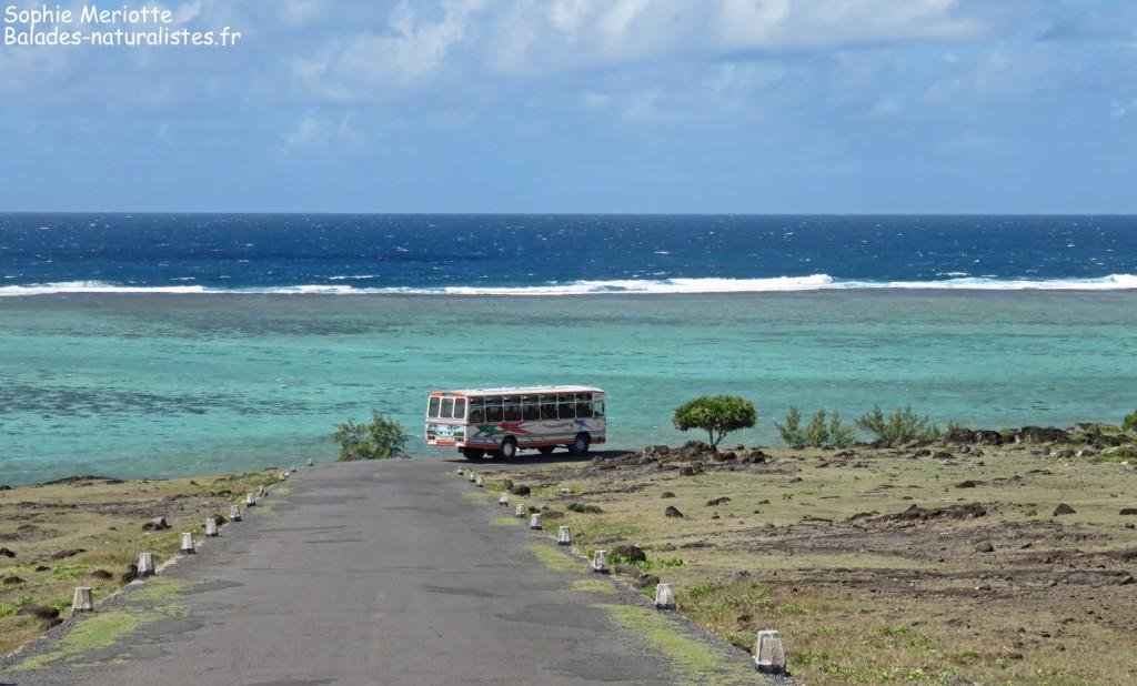 Route sur Rodrigues