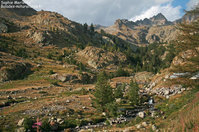 La Madone de Fenestre, Parc national du Mercantour